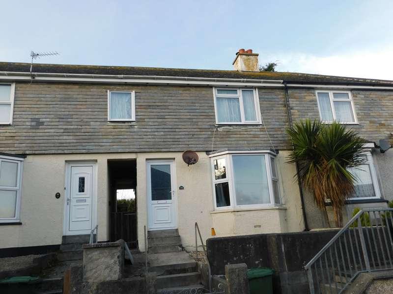 3 Bedrooms Property for sale in 15 Treverbyn Road St. Ives TR26 1EZ