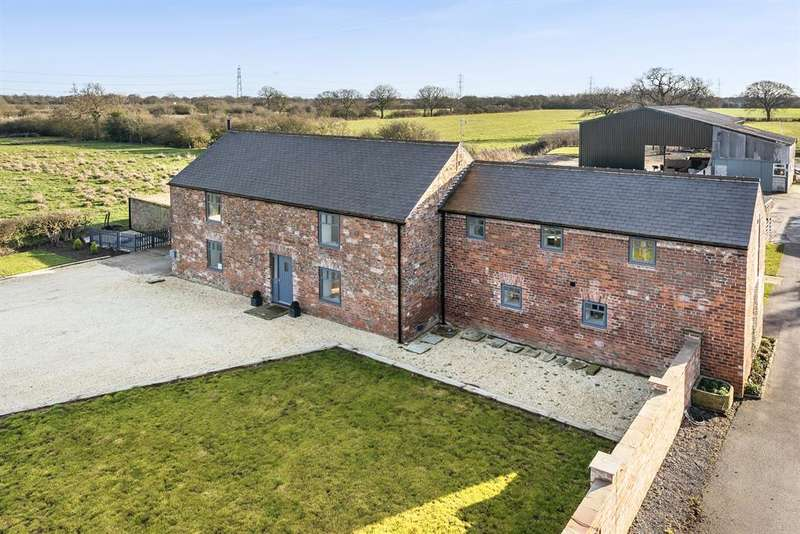 4 Bedrooms Detached House for sale in The Granary Barn, Main Road, Harlthorpe, Selby, YO8 6DW