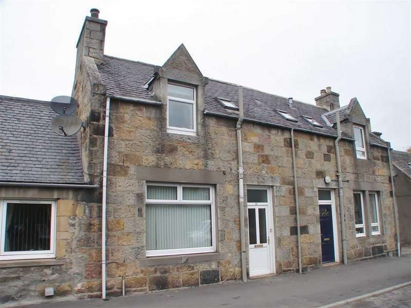 2 Bedrooms Terraced House for sale in High Street, Aberlour