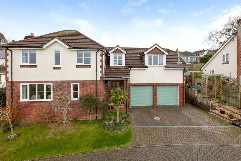 4 Bedrooms Detached House for sale in Southcote Orchard, Totnes, Devon, TQ9