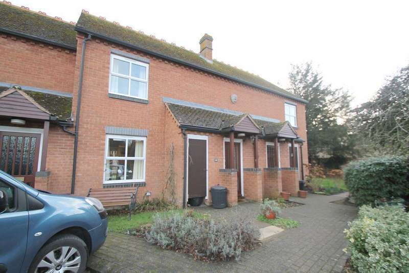 2 Bedrooms Sheltered Housing Retirement Property for sale in Bredon Lodge, Bredon, Tewkesbury