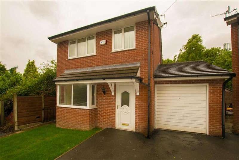 3 Bedrooms Detached House for sale in Cheetham Hill Road, Dukinfield