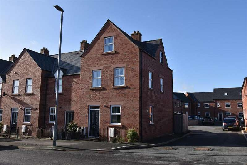 4 Bedrooms Town House for sale in Tara Hill, Penrith