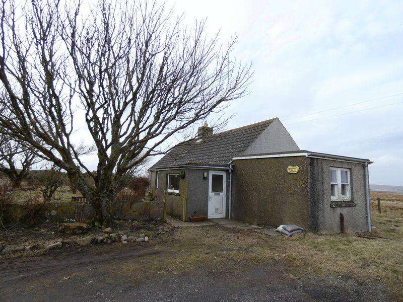 1 Bedroom Bungalow for sale in Barrock, Thurso