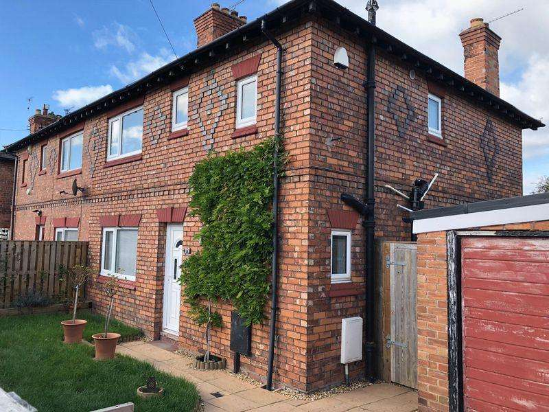 3 Bedrooms Semi Detached House for sale in Cliveden Road, Chester