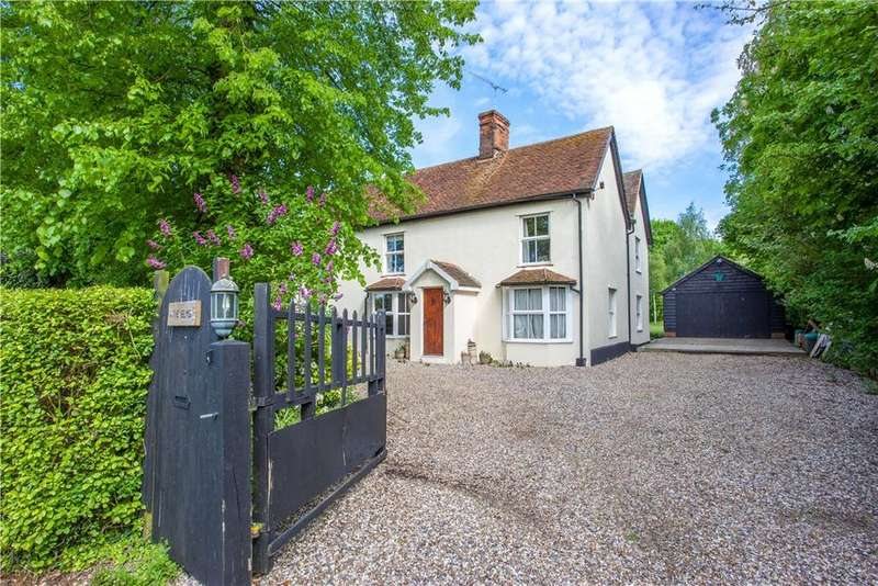 5 Bedrooms Detached House for sale in White Roding, Great Dunmow, Essex, CM6