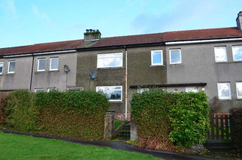 3 Bedrooms Semi Detached House for sale in Fairfield Gardens, Kilcreggan, Argyll Bute, G84 0HS
