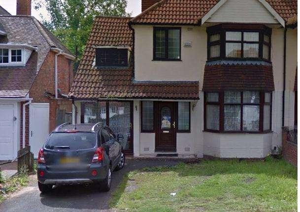 5 Bedrooms Semi Detached House for sale in Wellesbourne Road, Handsworth, Birmingham B20