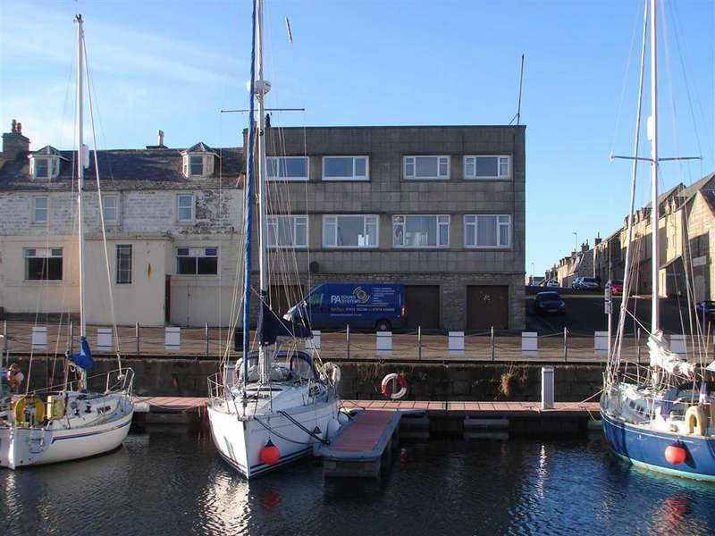 2 Bedrooms Apartment Flat for sale in Bayview Apartments, Lossiemouth