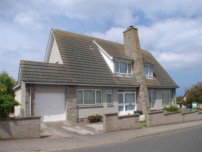 4 Bedrooms Detached House for sale in Haig Street, Portknockie