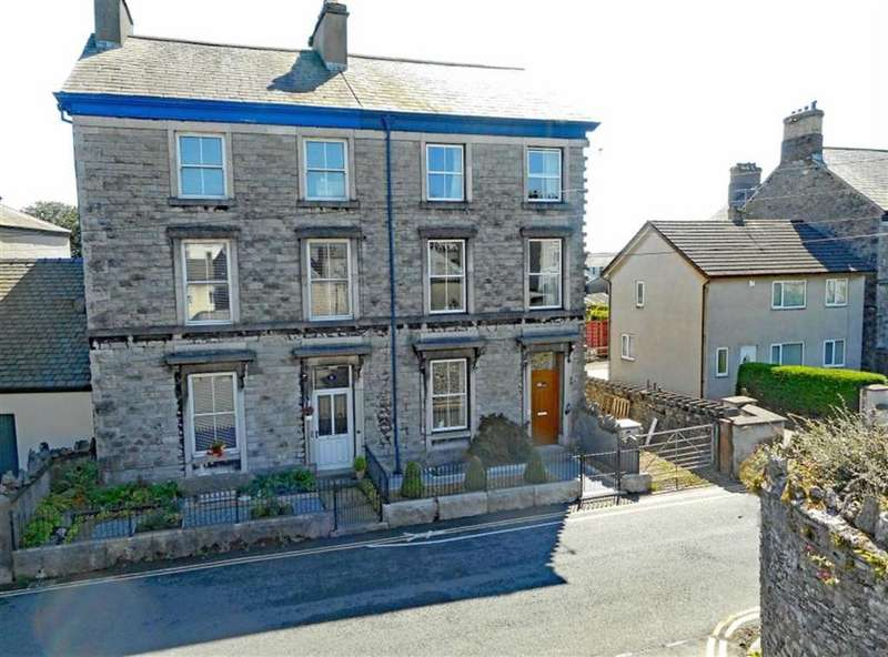 4 Bedrooms Semi Detached House for sale in Church Walk, Ulverston, Cumbria