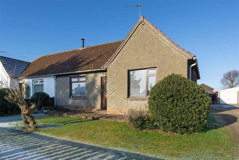2 Bedrooms Bungalow for sale in Stratheden Park, Cupar, Fife