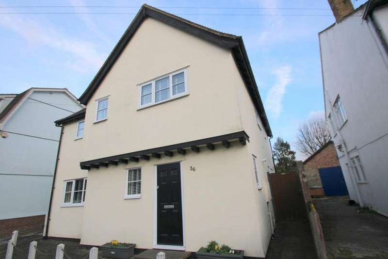 4 Bedrooms Detached House for sale in High Street, Kelvedon