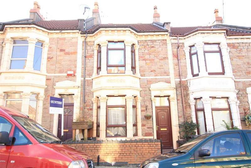 3 Bedrooms Terraced House for sale in Stanley Park, EASTON, Bristol
