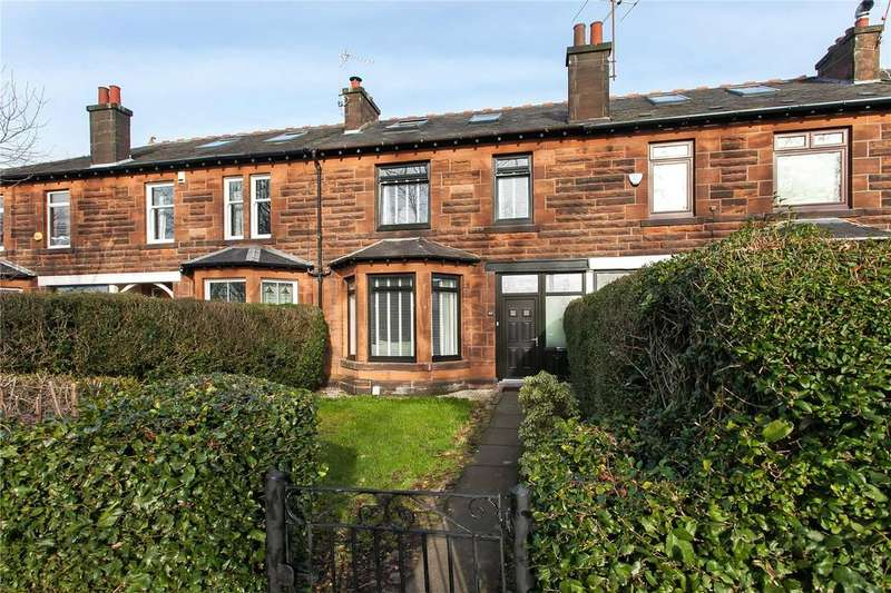4 Bedrooms Terraced House for sale in Victoria Park Drive North, Jordanhill, Glasgow