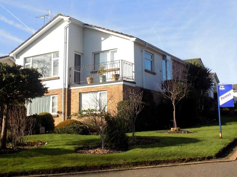 2 Bedrooms Detached House for sale in Parkside Drive, Exmouth