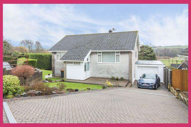 4 Bedrooms Detached House for sale in Uskvale Close, Newport - REF #00003927