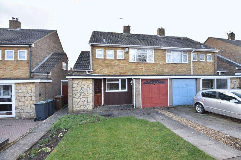 3 Bedrooms Semi Detached House for sale in Beaconsfield, Luton