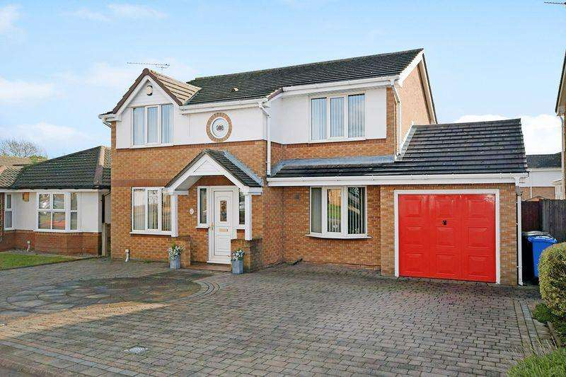4 Bedrooms Detached House for sale in New Barnet, Widnes