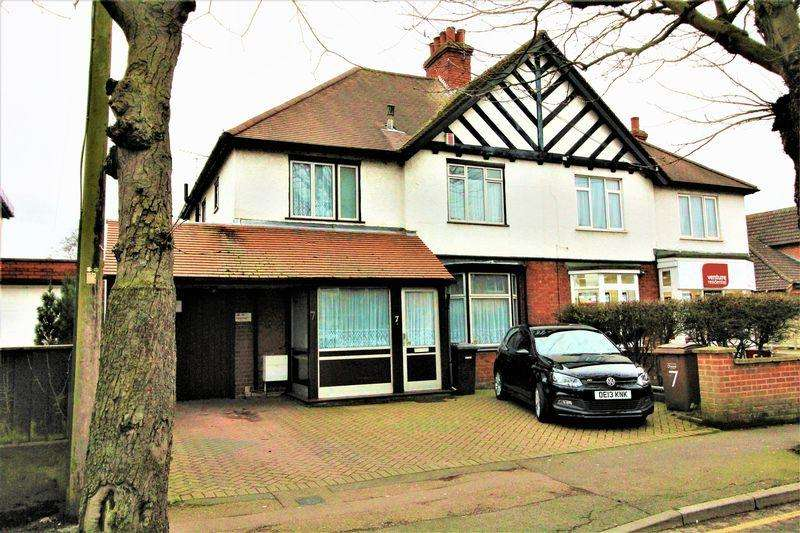 3 Bedrooms Semi Detached House for sale in Three Bedroom Semi Detached on Compton Avenue, Luton
