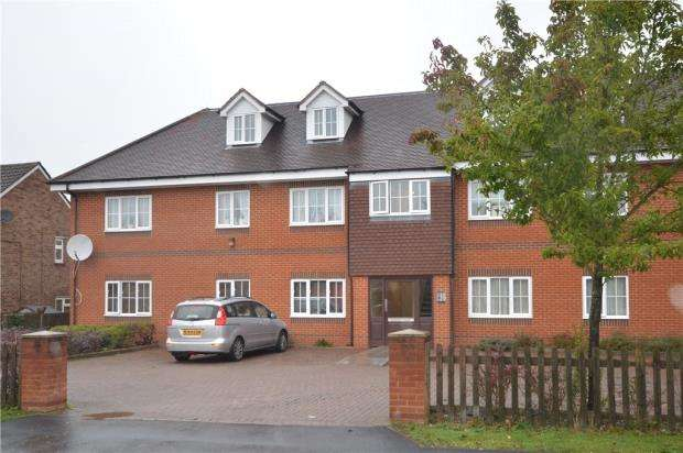 2 Bedrooms Apartment Flat for sale in Blatchly House, Roebuck Estate, Binfield