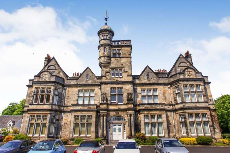 2 Bedrooms Flat for sale in Orchard Grove, Leven, KY8