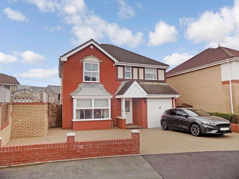 4 Bedrooms Detached House for sale in Cae Glas, Cwmavon, Port Talbot, Neath Port Talbot. SA12 9AZ