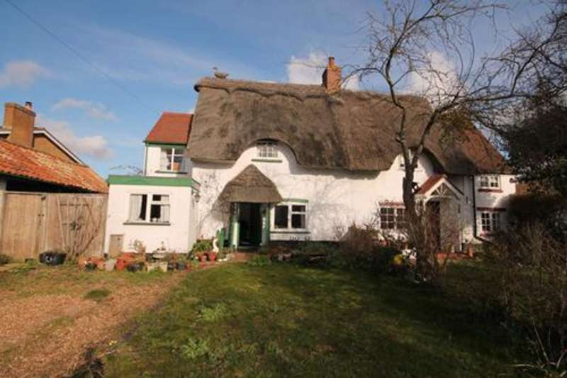 2 Bedrooms Semi Detached House for sale in Silver Street, Great Barford, MK44