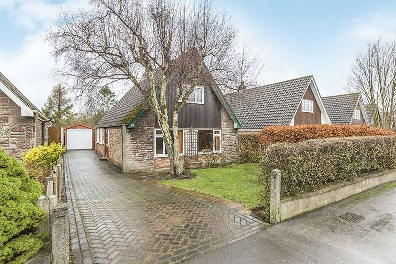 4 Bedrooms Detached House for sale in Brandreth Drive, Parbold, Wigan, WN8