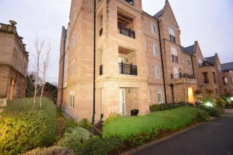 2 Bedrooms Flat for sale in Robinson Court, St Elphins Park