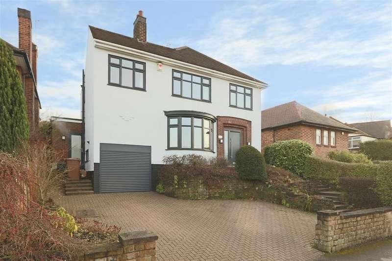 4 Bedrooms Detached House for sale in Arno Vale Road, Woodthorpe, Nottinghamshire, NG5 4JJ
