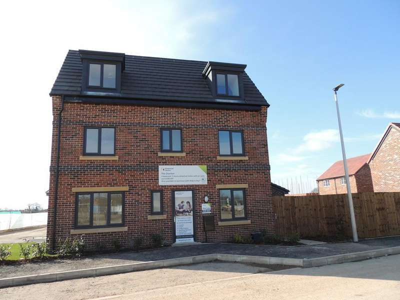 4 Bedrooms Detached House for sale in Woodford Grange