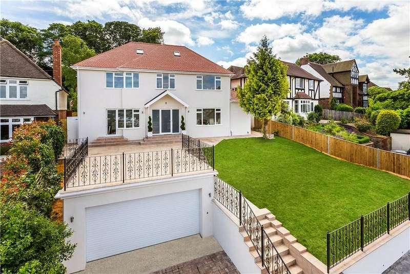 6 Bedrooms Detached House for sale in Harvey Road, Guildford, Surrey, GU1