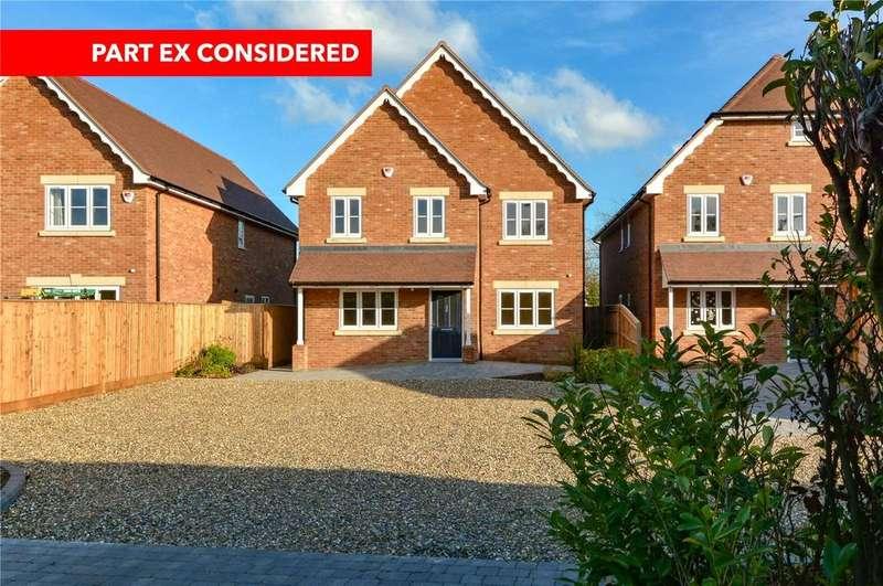 5 Bedrooms Detached House for sale in Bearwood Road, Wokingham, Berkshire, RG41
