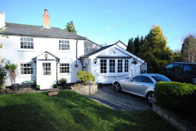 3 Bedrooms Semi Detached House for sale in Cheapside Road, Cheapside, Ascot