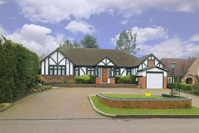 3 Bedrooms Detached Bungalow for sale in The Warren, Radlett
