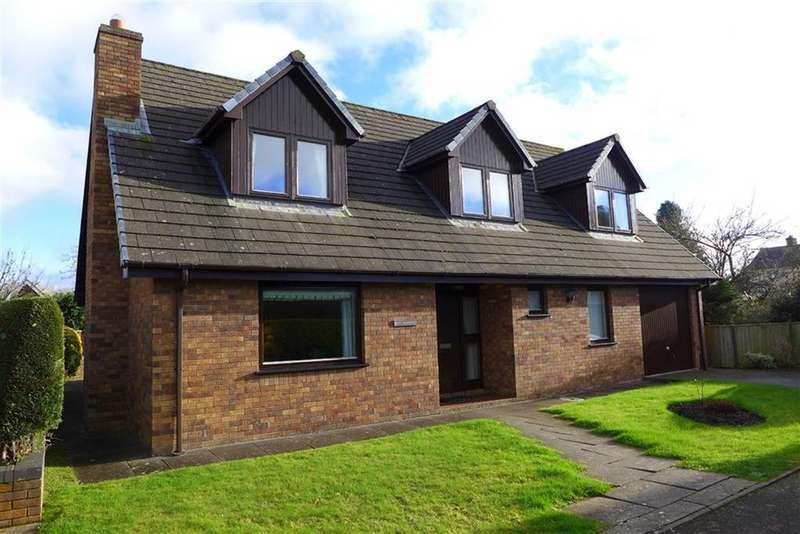 4 Bedrooms Detached House for sale in Heol Alun, Aberystwyth, Ceredigion, SY23