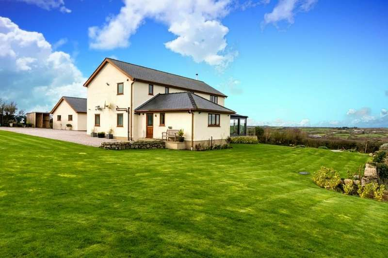 4 Bedrooms Detached House for sale in Maenaddwyn, Brynteg, Isle of Anglesey