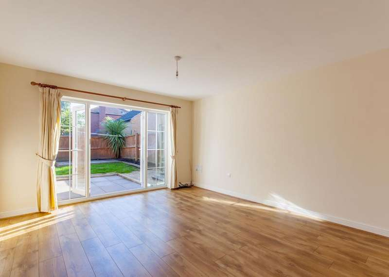 3 Bedrooms Town House for sale in Millbank Place, Bestwood Village, Nottingham NG6