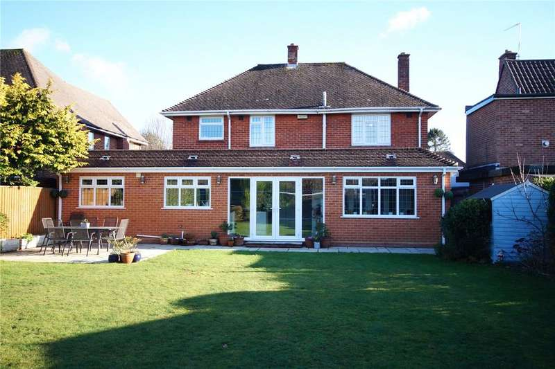 4 Bedrooms Detached House for sale in Keith Road, Talbot Woods, Bournemouth, BH3