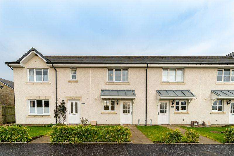 3 Bedrooms Terraced House for sale in 23B Symington Road North, Symington KA1 5QA