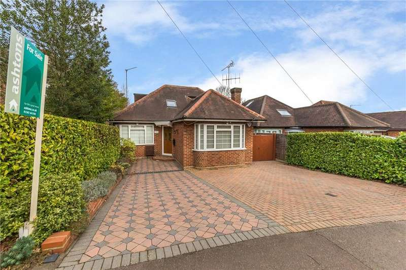 4 Bedrooms Bungalow for sale in Granby Avenue, Harpenden, Hertfordshire