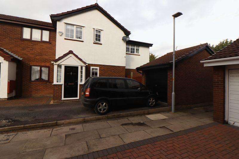 4 Bedrooms Semi Detached House for sale in The Scythes, Bootle