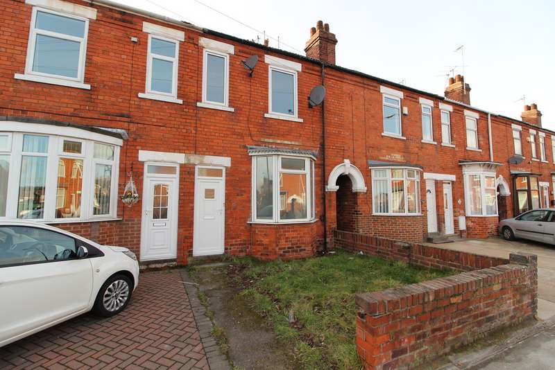 3 Bedrooms Terraced House for sale in Ropery Road, Gainsborough DN21