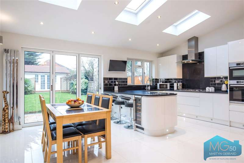 4 Bedrooms Terraced House for sale in Hillcourt Avenue, North Finchley, London, N12
