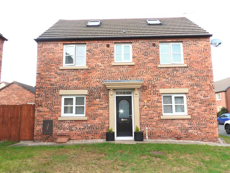 3 Bedrooms Detached House for sale in Horton Close, Littledale