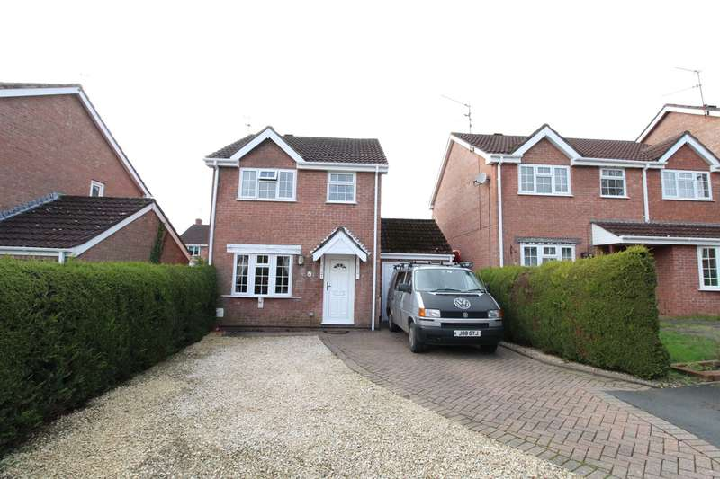 3 Bedrooms Detached House for sale in Hornbeam Close, Caerleon, Newport, NP18