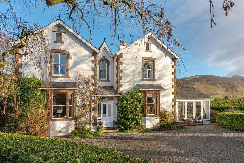 4 Bedrooms Detached House for sale in High Lorton, Cockermouth