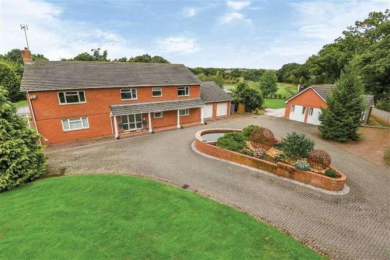 6 Bedrooms Detached House for sale in Copplestone, Crediton, Devon, EX17