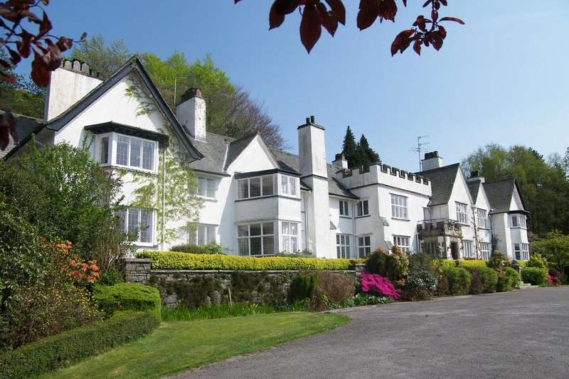 2 Bedrooms Apartment Flat for sale in Near Sawrey
